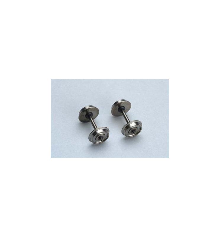 Piko 56053 Zestawy kołowe dwustronnie izolowane (2 szt) 10,3mm