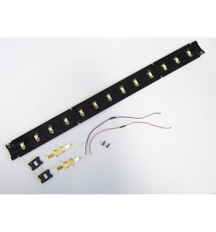 Zestaw oświetl.LED do Wagon osob PKP 120A - Piko 56148