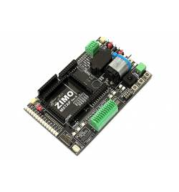 Tester dekoderów ze złączami NEM651, NEM652, PluX, Next18 - wersja do wszystkich dekoderów (Zimo MXTAPV)