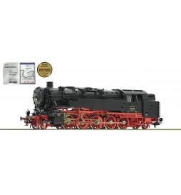 Roco 72262 - Parowóz 85 008, DRG DCC z dźwiękiem i dynamicznym generatorem dymu