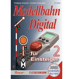Roco 81396 - Podręcznik: Sterowanie cyfrowe dla początkujących, część 2 (j. niemiecki)