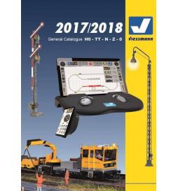 Viessmann 8990 - Katalog VIESSMANN 2017/2018 Angielski