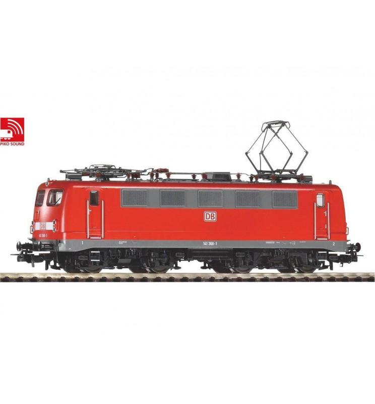 Elektrow.z dek. BR 141 DB AG V, verkehrsrot - Piko 51518