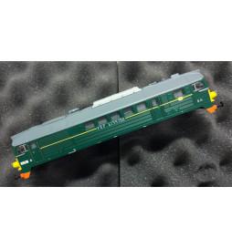 Roco 141741 - Kompletna obudowa ST44-199 (Roco 72877 / 72878)