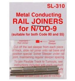 Roco 32413 - Złączki do torów H0e 50szt