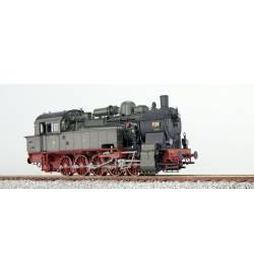Lokomotywa parowa (parowóz) T16.1, 8158 Essen, KPEV, Ep I, zielona, LokSound, Generator dymu, Skala H0, DC/AC - ESU 31103