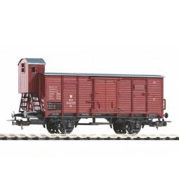 Piko 58927 - Wagon kryty G02 PKP z budką hamulcową, ep III