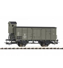 Piko 58928 - Wagon kryty G02 PKP z budką hamulcową, ep III