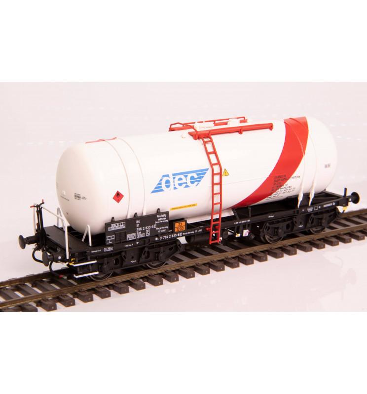 Robo 13056022 - Wagon cysterna Zaes (406Rb) PKP, ep. V, DEC