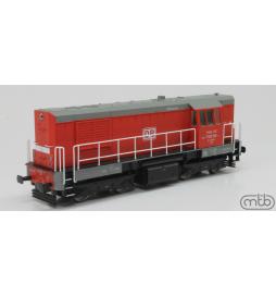 Lokomotywa spalinowa T448p-007 DB (ex. T466.2) - MTB-Model