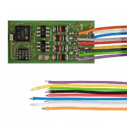 Dekoder jazdy i oświeltenia D&H PD12A-3 tylko kable