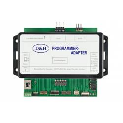 Adapter do programatora D&H (Doehler & Haass Prog-Adapter)