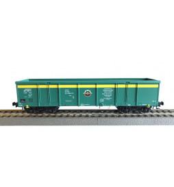 Rivarossi HRS6428 - Dwuosiowy wagon kryty PKP typu 223K/1, serii Kddet, ep. IIIc