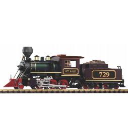 Piko 38227 - G-Dampflokomotive Mogul SF, Sound&Dampf
