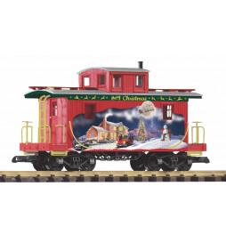 Piko 38897 - G-Güterzugbegleitwagen Weihnachts