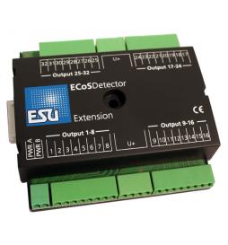 ECoSDetector moduł rozszerający do 32 kanałów - ESU 50095