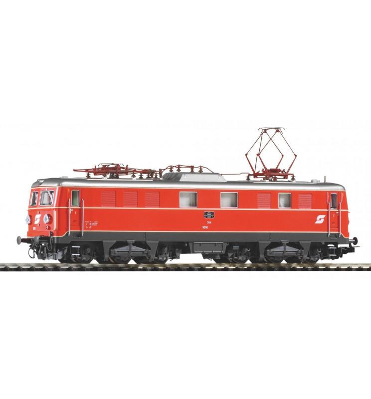 Piko 51770 - E-Lok Rh 1010 ÖBB IV + DSS PluX22