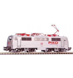 Piko 51850 - E-Lok BR 111 DB silbern IV + DSS Plux22