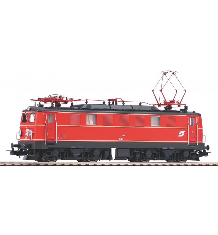 Piko 51887 - ~E-Lok Rh 1041 ÖBB IV + PluX22 Dec.