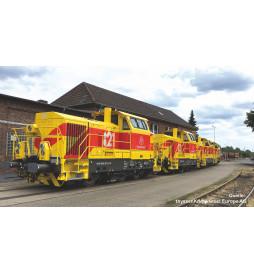 Piko 52664 - Diesellok G6 thyssenkrupp VI + DSS PluX22