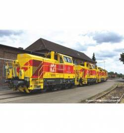 Piko 52665 - ~Diesellok G6 thyssenkrupp VI + PluX22 Dec.