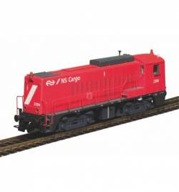 Piko 52690 - Diesellok Rh 2200 rot NS IV + DSS PluX22