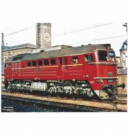Piko 52807 - ~Diesellok BR 120 DR IV+ PluX22 Dec.