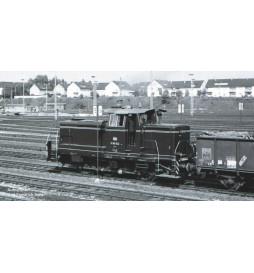 Piko 52827 - ~Diesellok BR V60 DB III + PluX22 Dec.