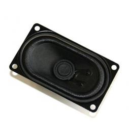 Głośnik Visaton SC 4.7 ND, 41mm x 71mm, rechteckig, 8 Ohm do LokSound XL - ESU 50336