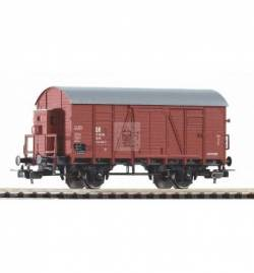 Piko 58937 -Wagon towarowy kryty typu Gr04 DR