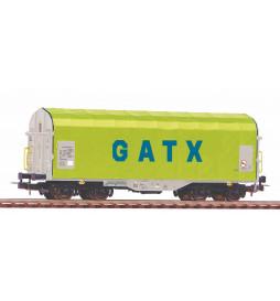 Piko 58958 - Wagon towarowy plandekowy typ Shimmns GATX VI