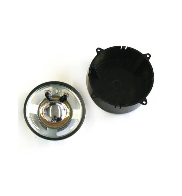 Głośnik 57mm, okrągły, 16 Ohm, z komorą rezonansową do LokSoundXL - ESU 50445