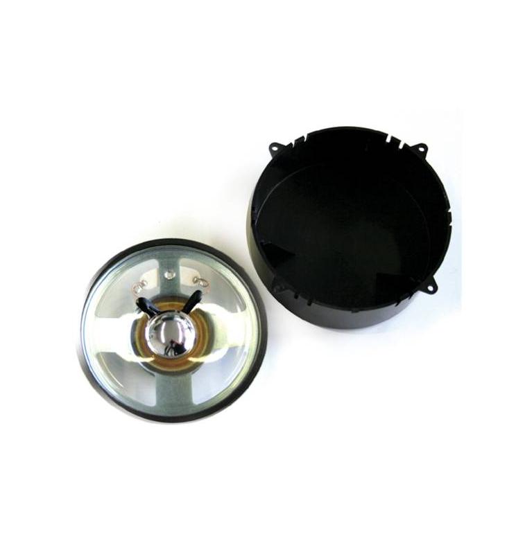 Głośnik 78mm, okrągły, 32 Ohm, z komorą rezonansową do LokSoundXL - ESU 50446