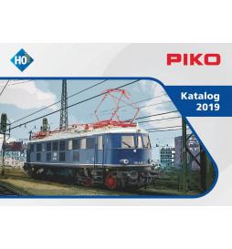 Piko 99509 - Katalog PIKO 2019 (pełna wersja) J. Angielski
