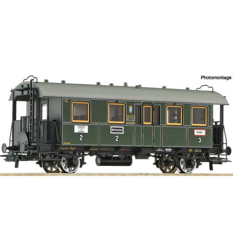 Roco 74900 - 2nd/3rd class passenger car