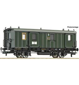 Roco 74902 - Baggage car