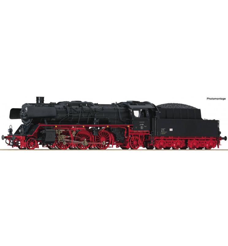 Roco 78255 - Steam locomotive 23 001 DR