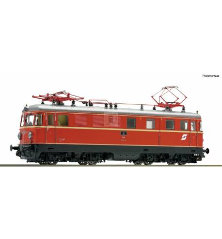 Roco 73299 - Electric locomotive 1046.18 ÖBB