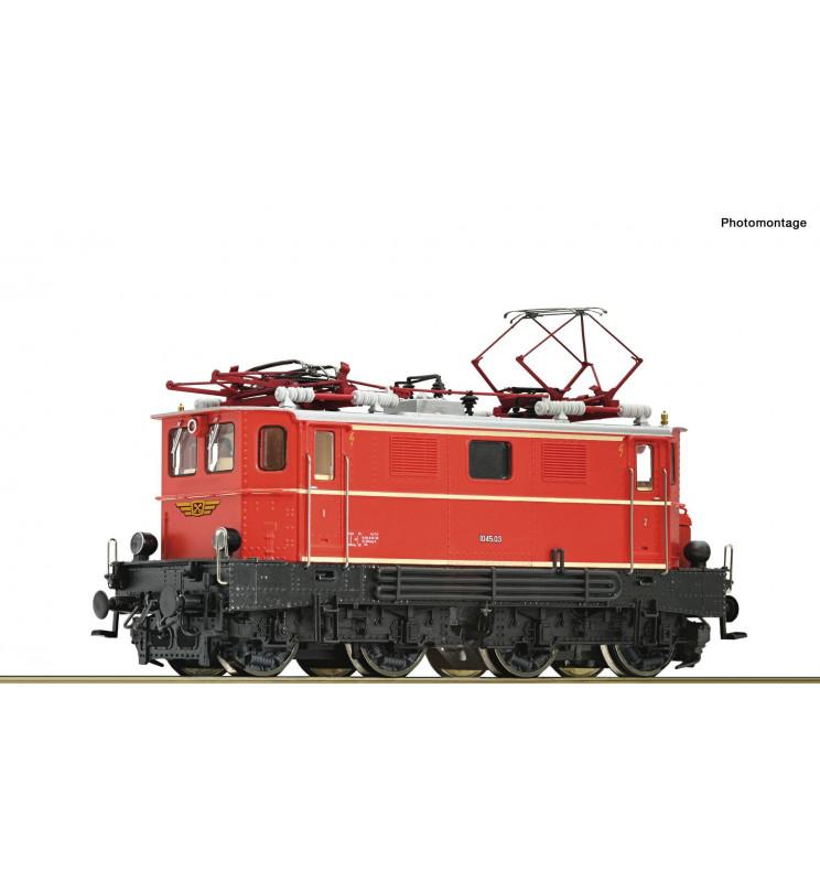 Roco 73503 - Electric locomotive 1045.03 MBS