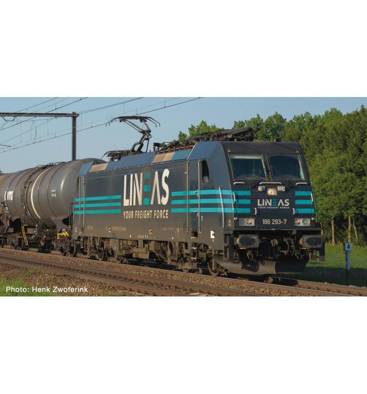 Roco 73215 - Electric locomotive BR 186, Lineas DC-Snd.