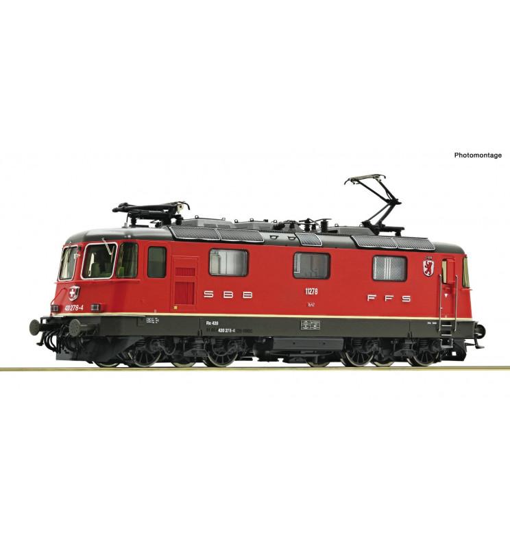 Roco 73258 - Elektrowóz 420 278-4 SBB
