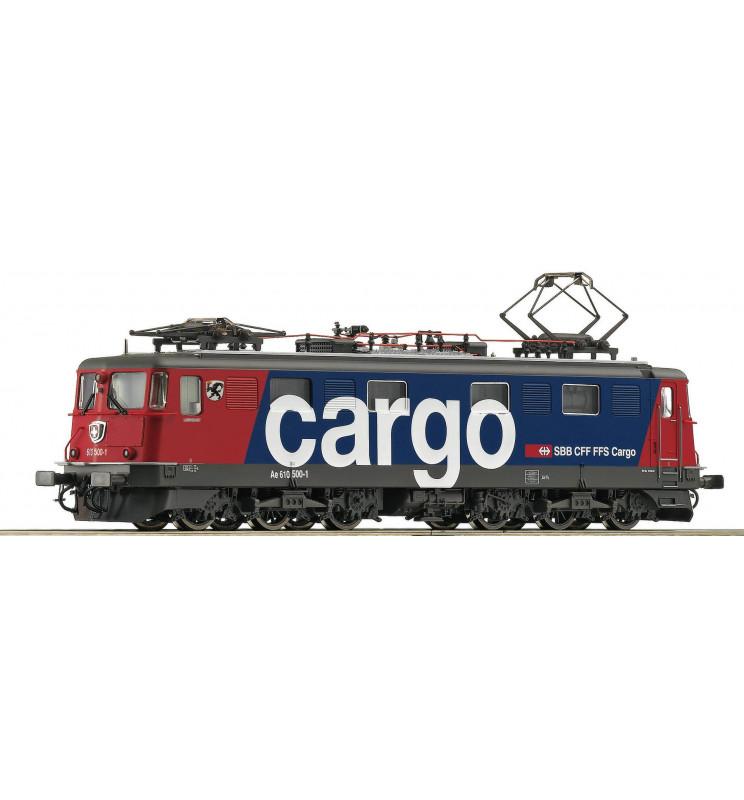 Roco 52662 - Electric locomotive Ae 610 500-1 SBB