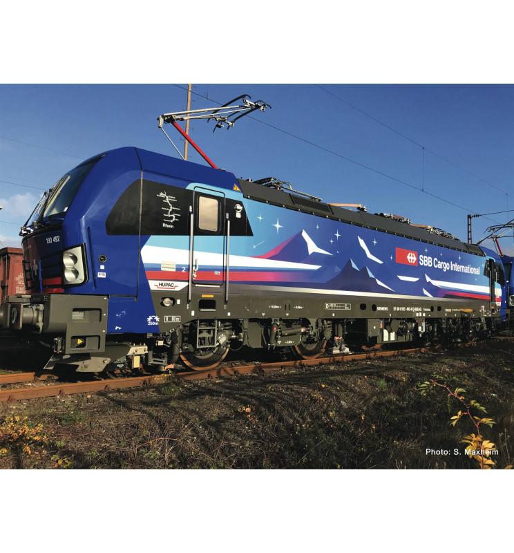 Roco 79117 - Electric locomotive Re 193 Hupac/SBB