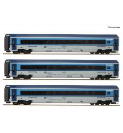 "Roco 74140 - 3 piece set: ""Railjet"" CD"