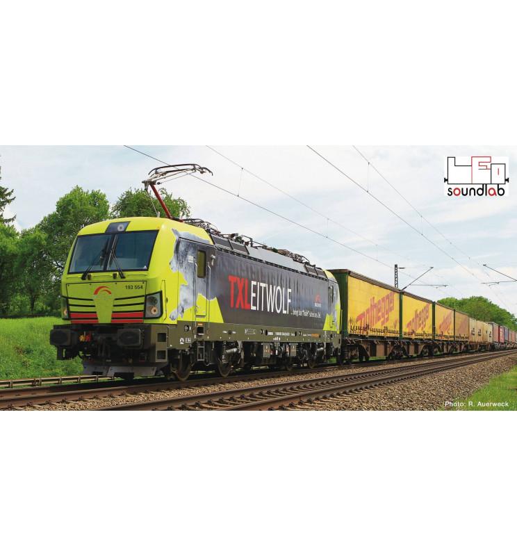 Roco 79983 - Electric locomotive 193 554-3 TX Logistik
