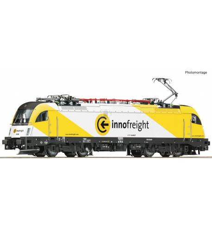 "Roco 73486 - Electric locomotive 541 002-6 ""Innofreight"""