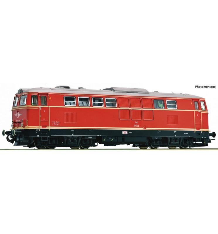Roco 79901 - Diesel locomotive 2143.05 ÖBB