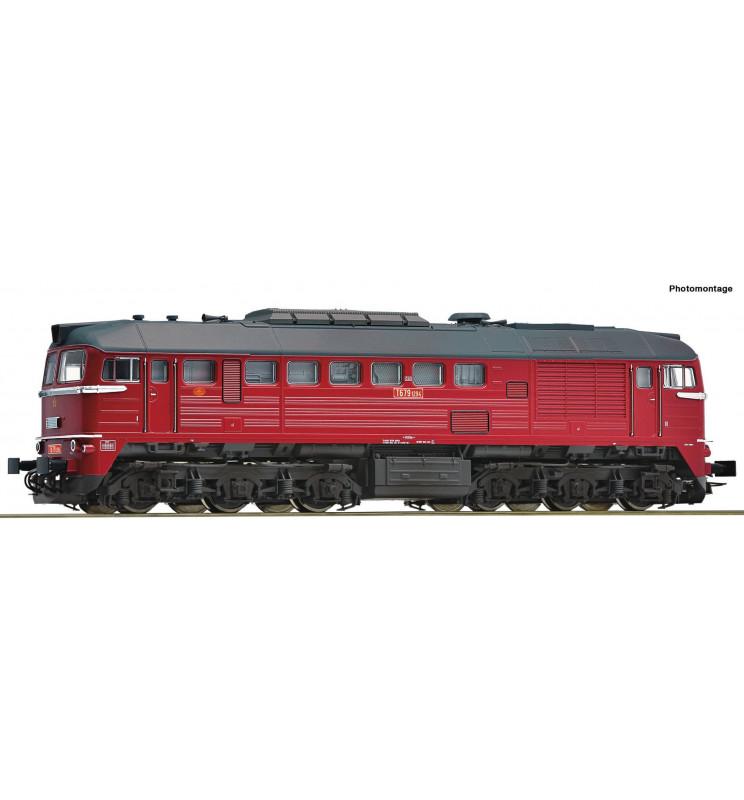 Roco 73797 - Diesel locomotive T679.1294 CSD