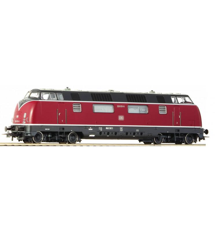 Roco 58680 - Diesel locomotive 220 036-8 DB
