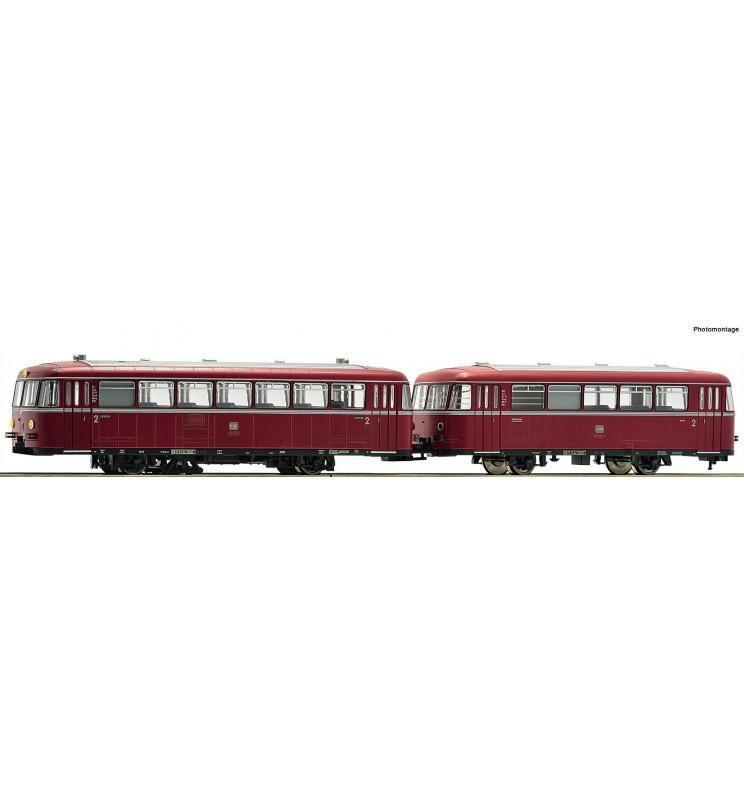 Roco 73011 - Diesel railcar class 795 DB